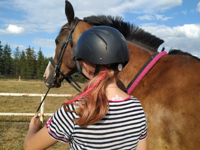 Półkolonie jeździeckie dla dzieci i młodzieży